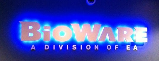 BioWare / EA is one of Videogames HQ.