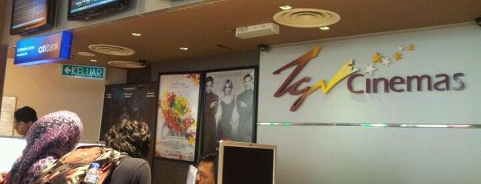 TGV Cinemas is one of Lugares favoritos de Rapiszal.