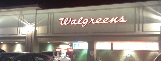 Walgreens is one of Evan.