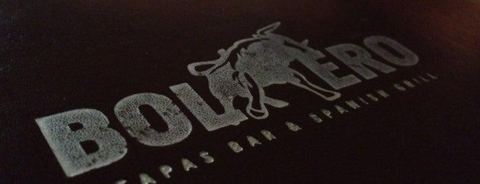 Bolero Spanish Grill & Tapas Bar is one of Posti salvati di Kerry.