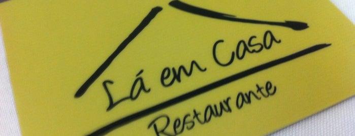 Lá Em Casa Restaurante is one of Rebecca'nın Beğendiği Mekanlar.