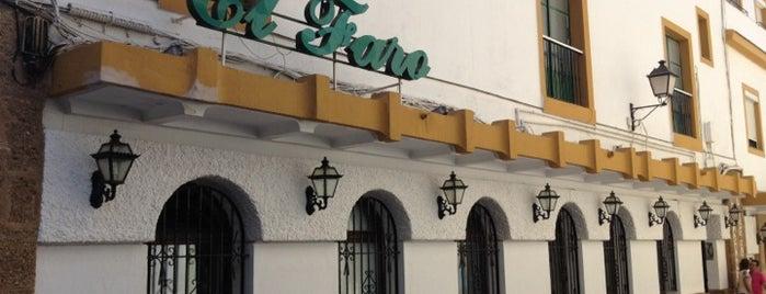 Restaurante El Faro is one of Restaurantes.