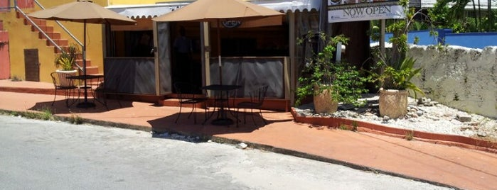 The Good Life Eco-Cafe & Bar is one of Barbados.