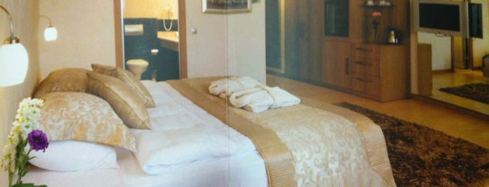 Mega Residence Hotels is one of DM 🚫 : понравившиеся места.