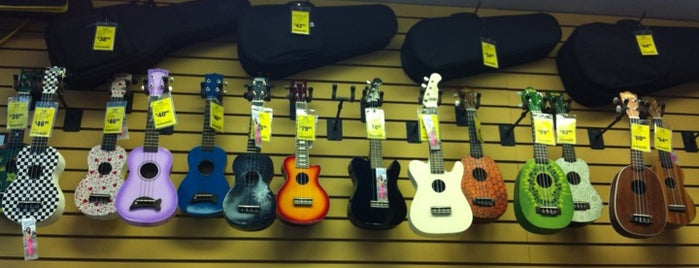 Tom Lee Music (Richmond) is one of Music Instrument Stores in Canada.