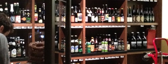 Beer Table is one of The Best Places to Buy Craft Beer in New York City.
