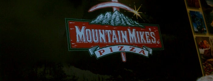 Mountain Mike's Pizza is one of Tempat yang Disukai Jay.