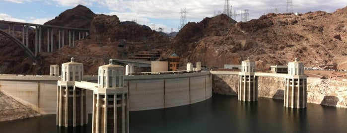 Hoover Dam is one of USA Trip 2013 - The Desert.