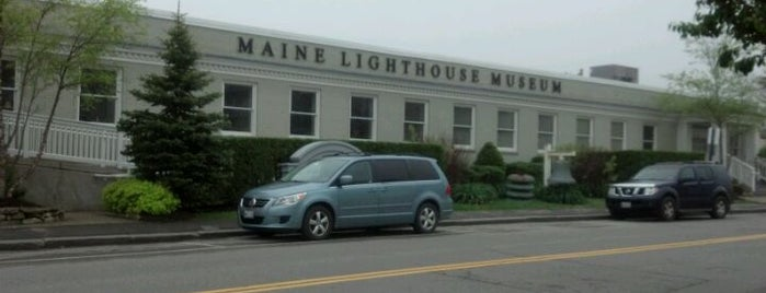 Maine Lighthouse Museum is one of Maine.