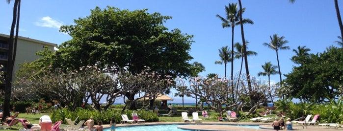 Ka'anapali Beach Hotel is one of Hawaii - Maui.