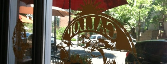 Gallop Cafe is one of Tempat yang Disukai Noemi.