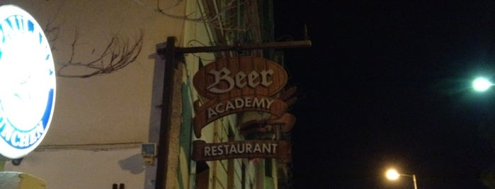 Beer Academy is one of A local's guide: 48 hours in Athens.