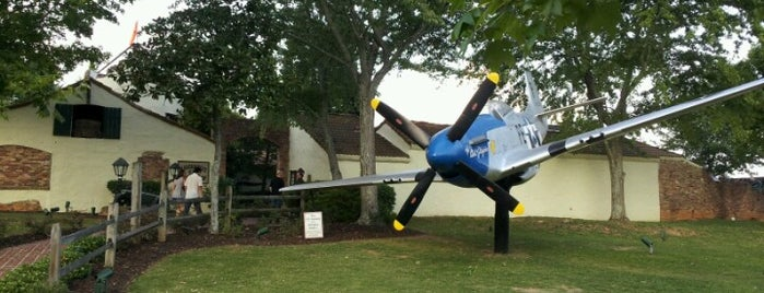 57th Fighter Group Restaurant is one of ATL says HELLO.