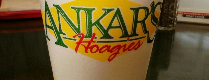 Ankar's Hoagies is one of Chattanooga.