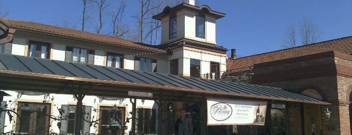 Potomac Point Winery is one of Priority date places.