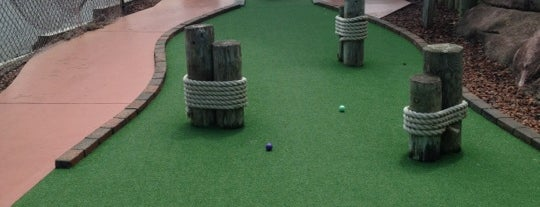 Pirate's Cove Adventure Golf is one of Lugares favoritos de Nuray.