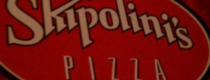 Skipolini's Pizza is one of Tempat yang Disukai David.