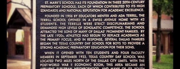 St. Marks School of Texas is one of Locais curtidos por Paul.