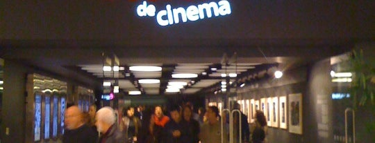 Espaço Itaú de Cinema is one of Cine Paradiso.