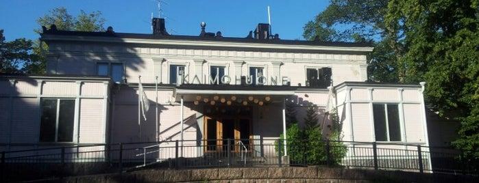 Kaivohuone is one of Helsinki.