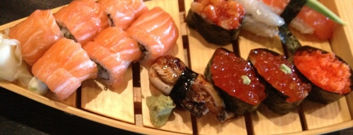 Itsumi is one of Top 10 restaurants when money is no object.
