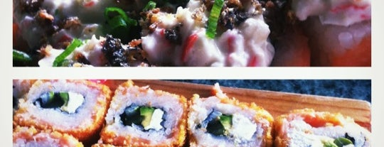 Mr. Sushi Bluebamboo is one of María 님이 좋아한 장소.