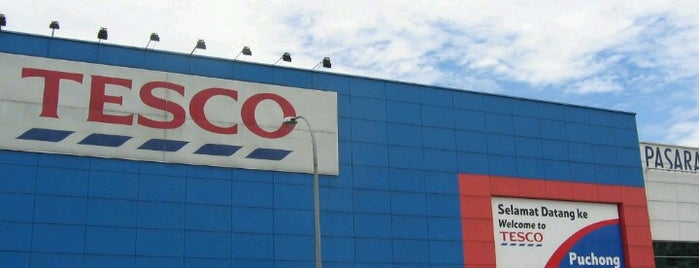 Tesco is one of Worldbiz 님이 좋아한 장소.