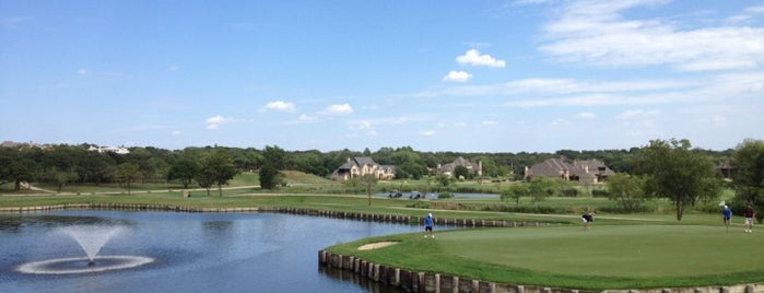 Tour 18 Golf Course is one of Flower Mound.