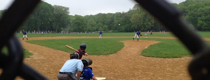 Prospect Park Ball Fields is one of NYC - Best of Brooklyn.