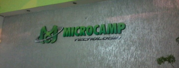 Microcamp is one of Locais da Neidoka.