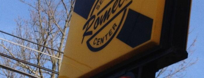 Romeco Service Center is one of Deborah 님이 좋아한 장소.