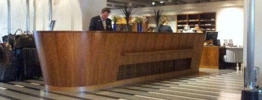 Widder Hotel is one of Encounter (Europe).