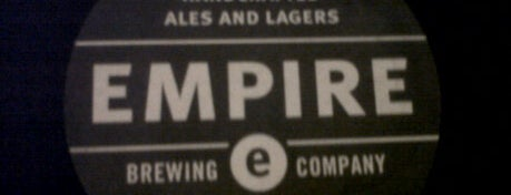 Empire Brewing Company is one of Best Breweries in the World.