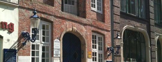 Deichstraße is one of StorefrontSticker #4sqCities: Hamburg.