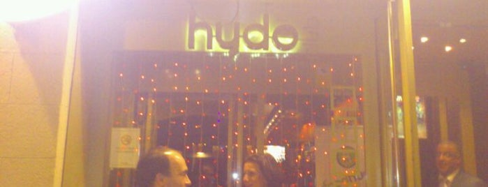 Hyde Club is one of afterwork.