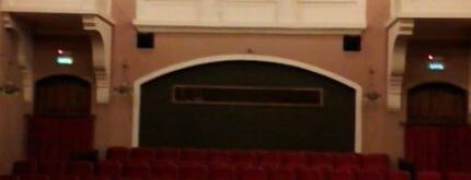 İzmir Devlet Tiyatrosu is one of Genel Liste.