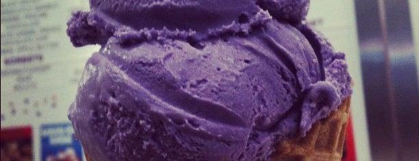 Mitchell's Ice Cream is one of I(ce) (S)Cream, You Scream.
