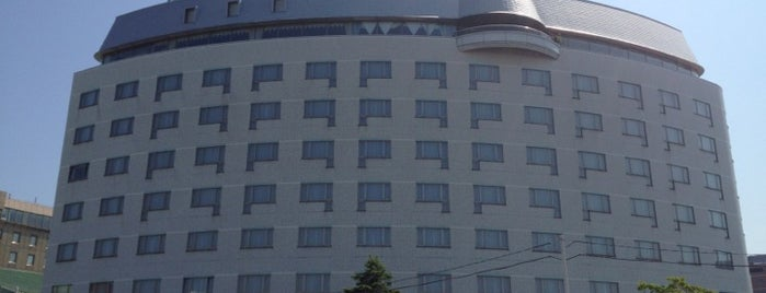 Hakodate Kokusai Hotel is one of Hakodate.