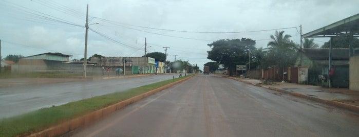 Campos de Júlio is one of Mato Grosso.