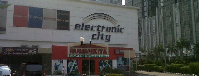 Electronic City is one of Lugares favoritos de MaRLiAnA.