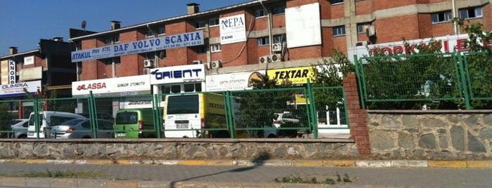 Bağcılar-Güngören Sanayi Sitesi is one of Tempat yang Disukai Murat.