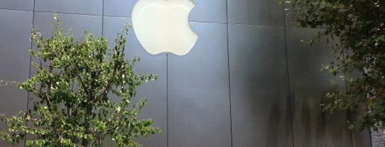 Apple The Grove is one of L. A..