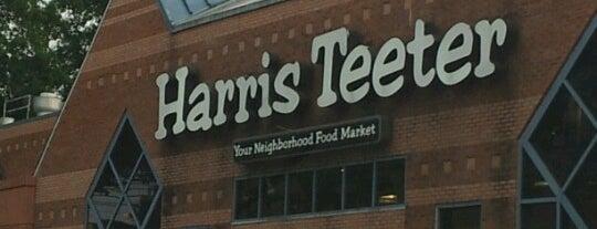 Harris Teeter is one of Favorite Places.