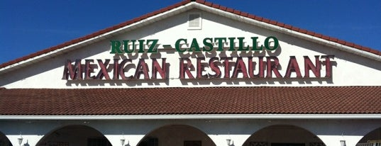 Ruiz Castillo Mexican Resturaunt is one of Must Visit Mexican Restaurants.