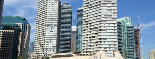 The Westin Harbour Castle, Toronto is one of TORONTO_ME List.