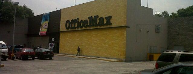 Office Max is one of Tempat yang Disukai Osiris.