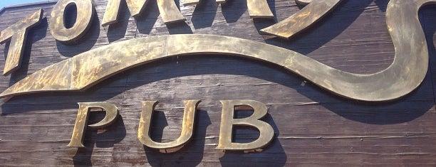 Tommy's Pub is one of Lieux qui ont plu à Ruslan.