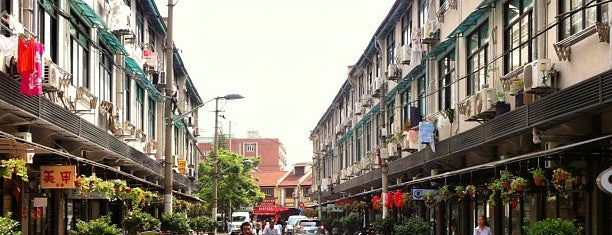 "Yongkang Road aka ""Frogtown"" is one of Shanghai."