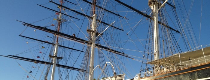 Cutty Sark is one of Ships (historical, sailing, original or replica).