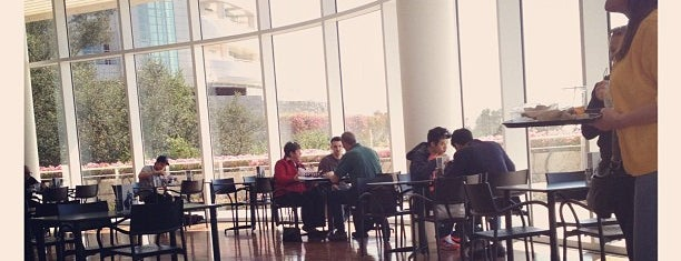 Restaurant at the Getty Center is one of #myhints4LosAngeles.